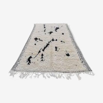 Tapis berbere beni ouarain  285x185 cm