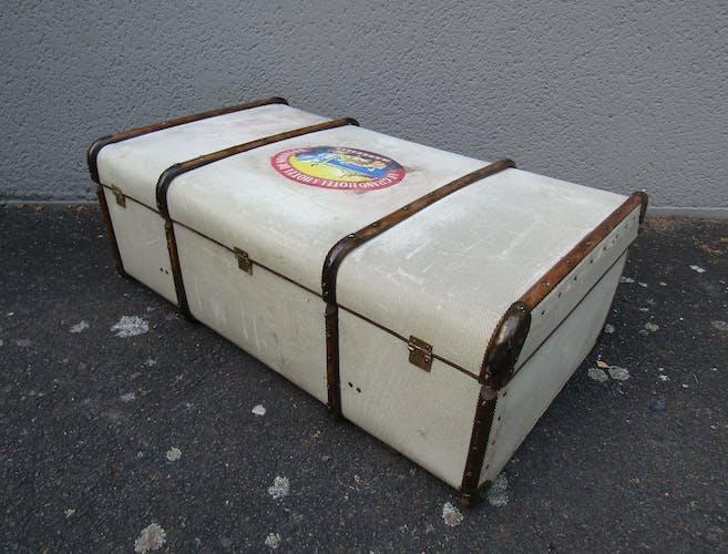 Ancienne valise XXL
