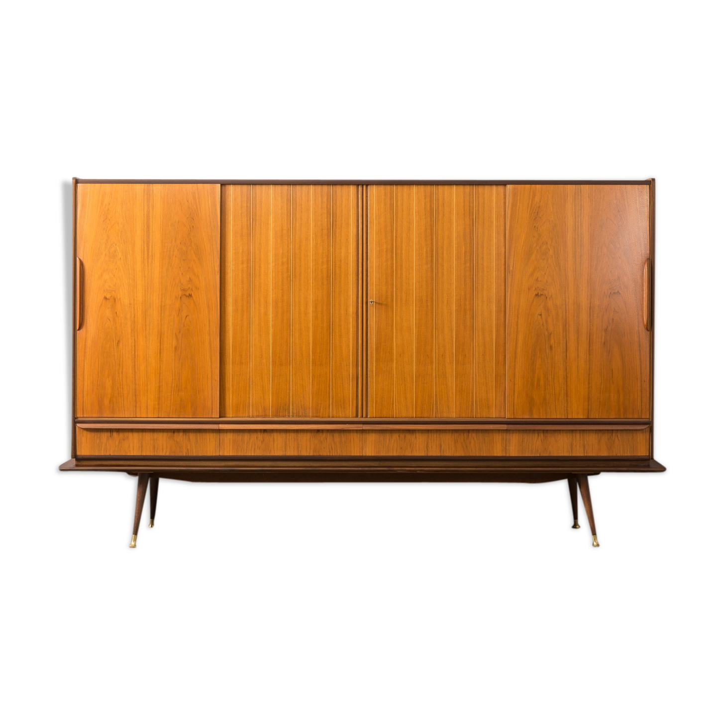 Buffet TV Cabinet From The 1950s   Wood   Wooden   Vintage ...