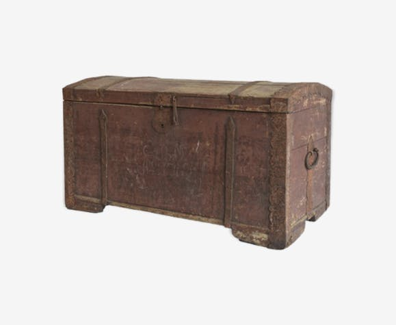 Coffre suedois - 1850