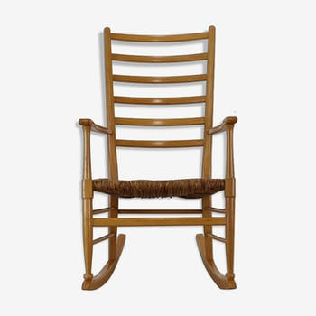 Rocking chair Pays-Bas 1965