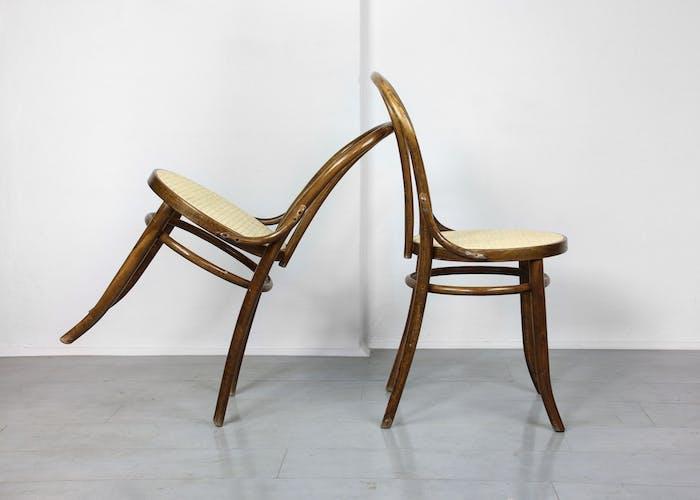 Chaise No 18 par Michael Thonet