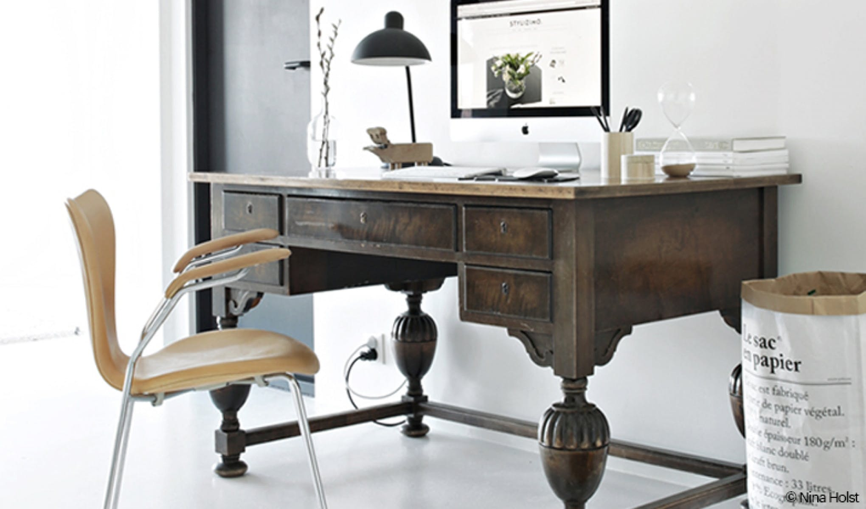 Bureaux scandinaves classique vintage d 39 occasion - Bureau classique ...