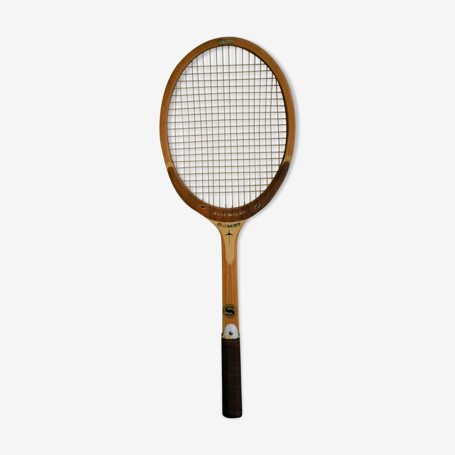 Raquette de tennis Snauwaert made in Belgium