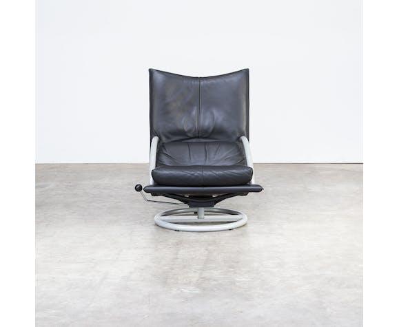 Rolf Benz Draaifauteuil.Armchair By Rolf Benz 90s Selency