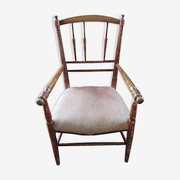 Ancien fauteuil enfant