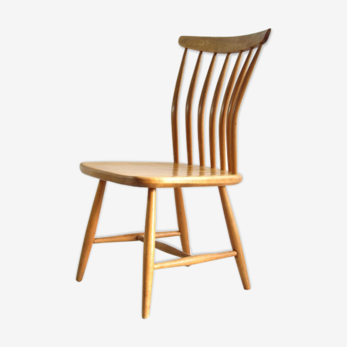 Akerblom Swedish fifties chair designed by Gunnar Eklöf