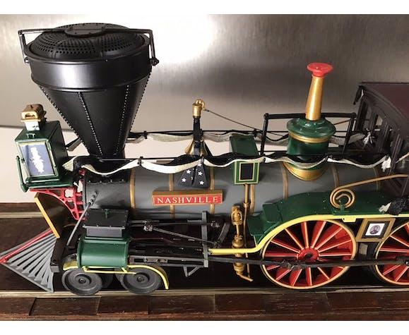Train série Lincoln funeral train de la marque Lionel