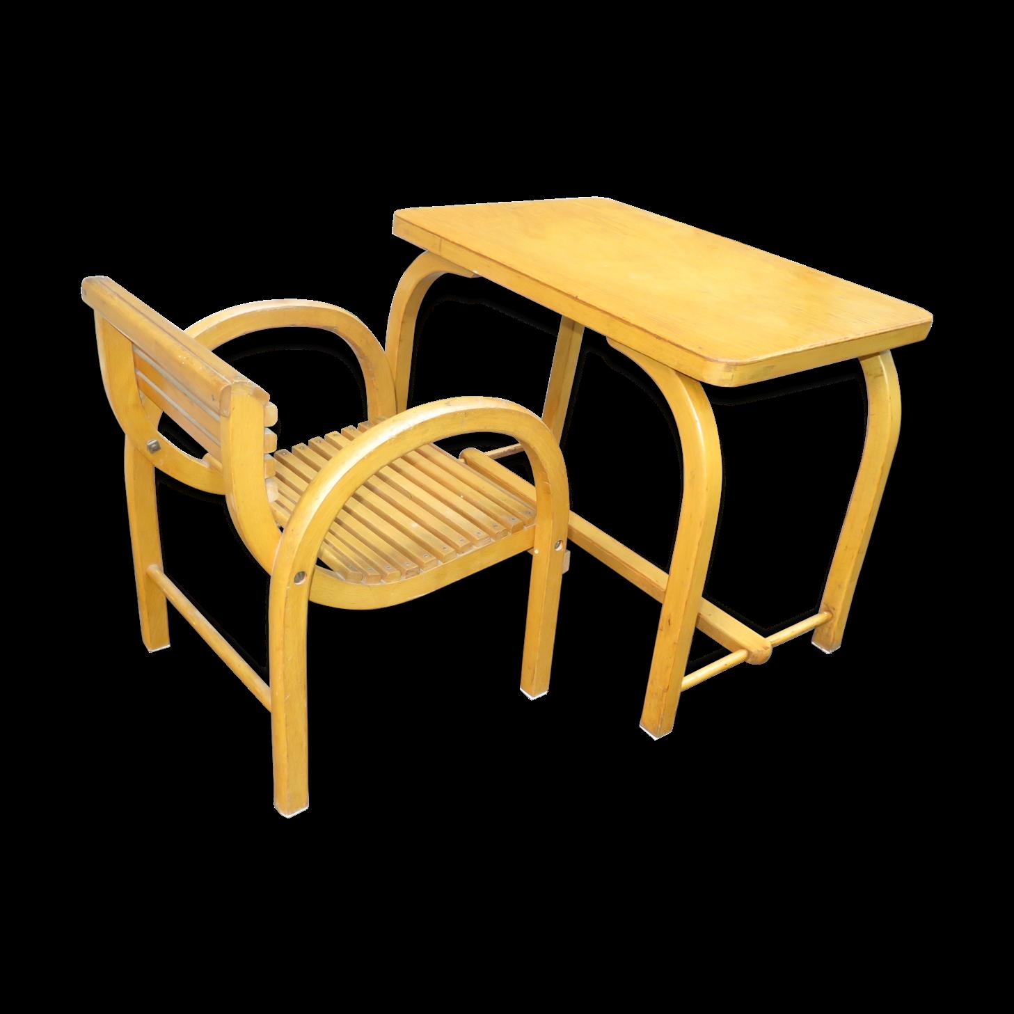 bureau original enfant elegant meubles et linge de tablebureau junior architekt with bureau. Black Bedroom Furniture Sets. Home Design Ideas
