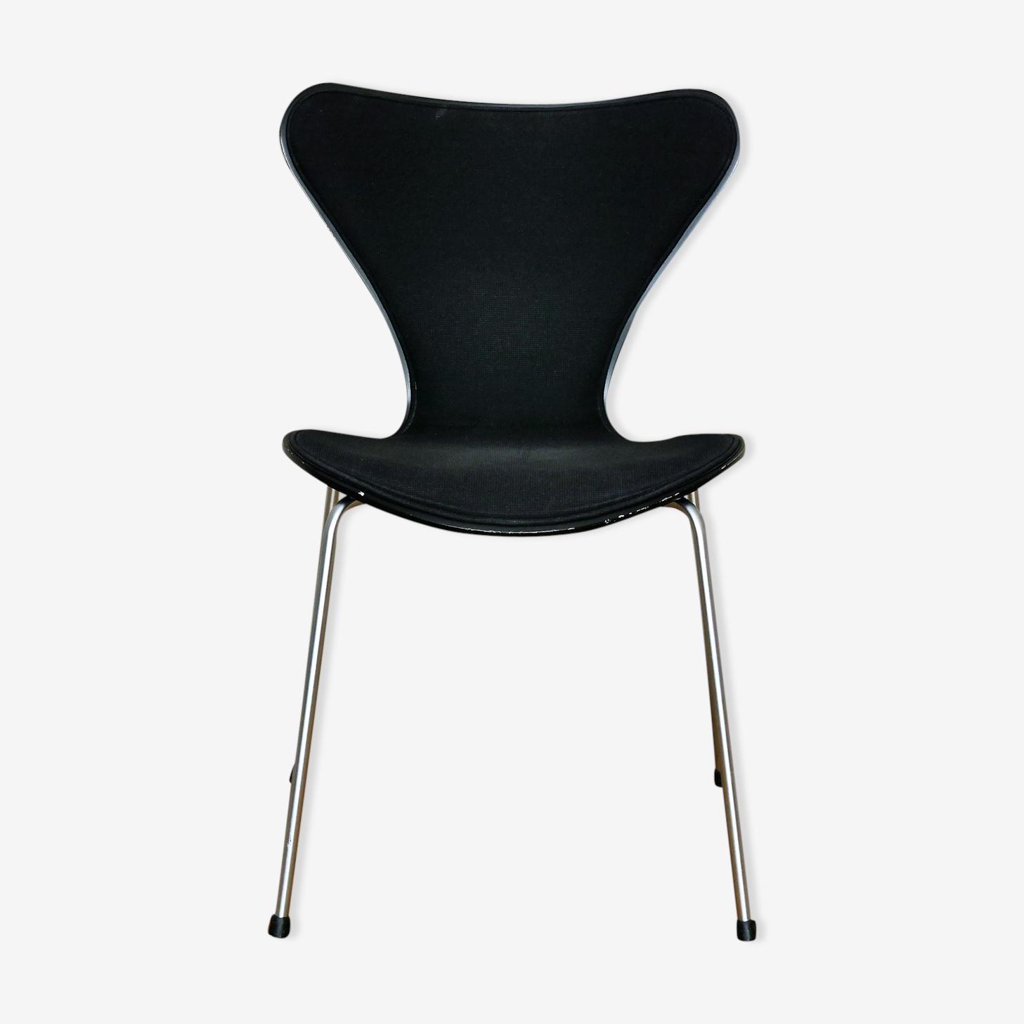 Chaise de bureau 3107 de Jacobsen édition Fritz Hansen