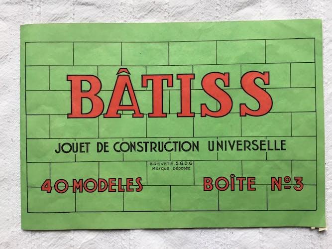 Jouet de construction Batiss