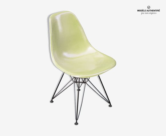 Chaise DSR Design Charles Et Ray Eames Edition Herman Miller Pied Eiffel