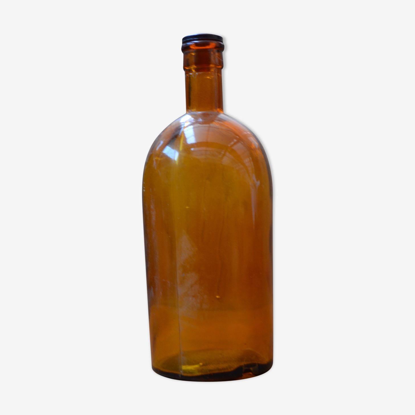 With Cap glass apothecary jar