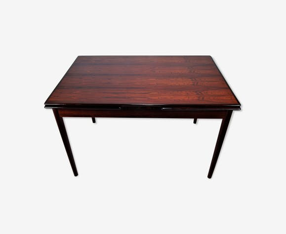1960s rosewood extension table