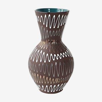 Vase West Germany 1960 vintage