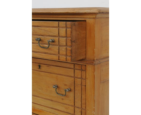 Commode vers 1900