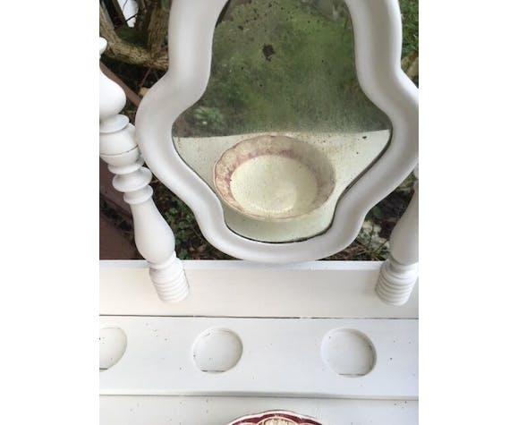 Table de toilette coiffeuse pour enfant- vintage