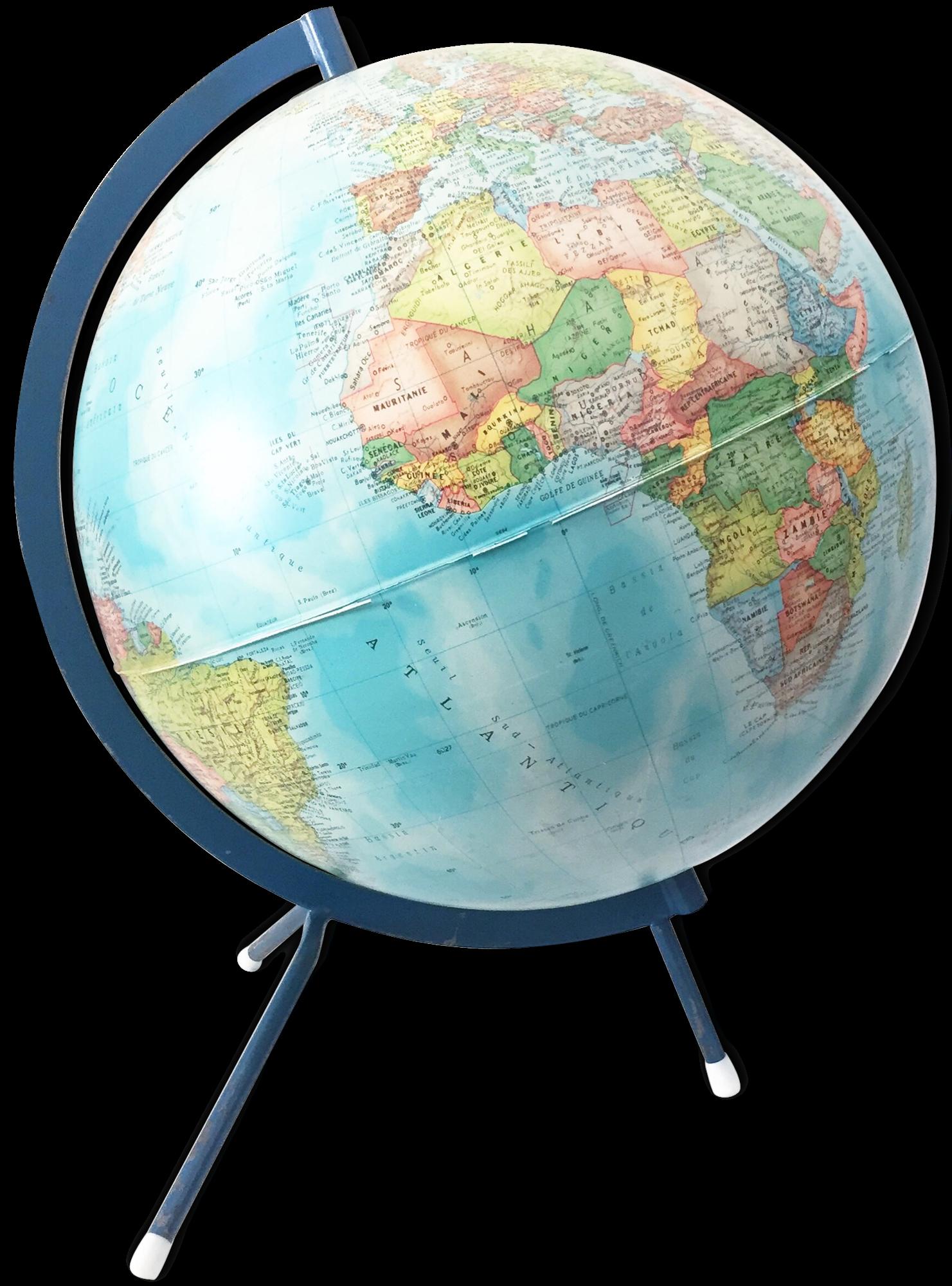 globe terrestre maison du monde gallery of globe terrestre cm pied dor bleu with globe. Black Bedroom Furniture Sets. Home Design Ideas