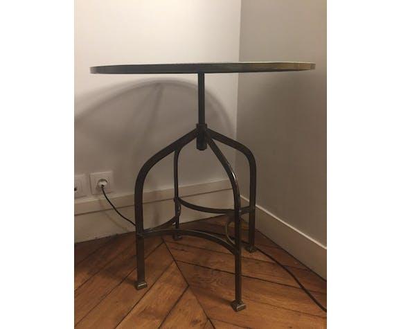 Bistro table metal