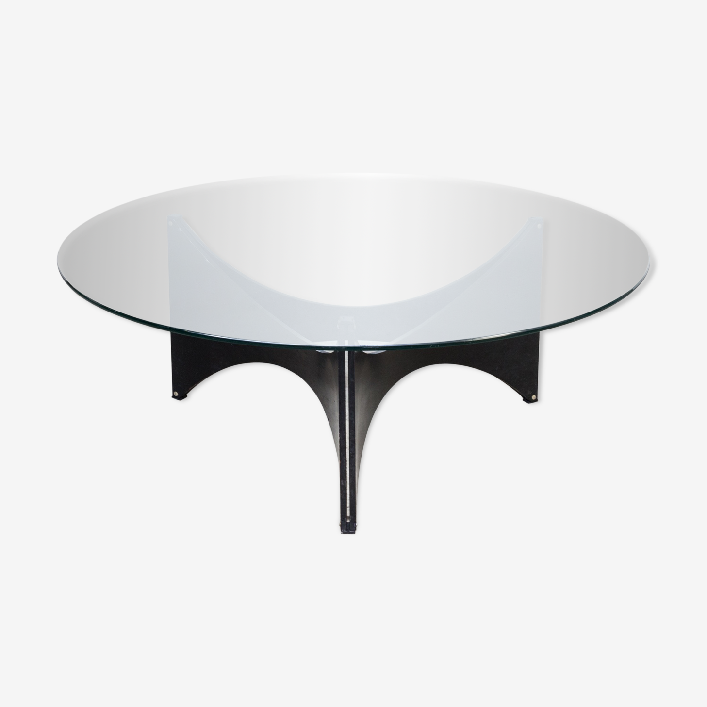 Coffee table TZ75 by Werner Blaser for tSpectrum 1960