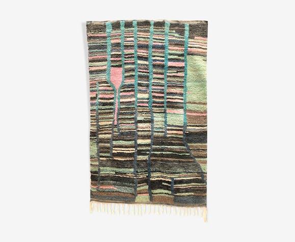 Moroccan Berber rug Boujaad 229x150cm