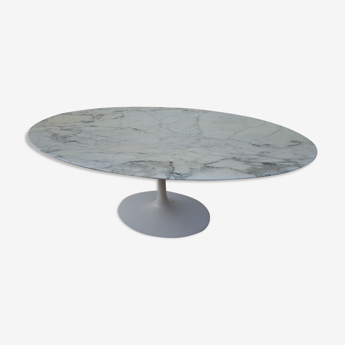 Table marbre Eero Saarinen pour Knoll