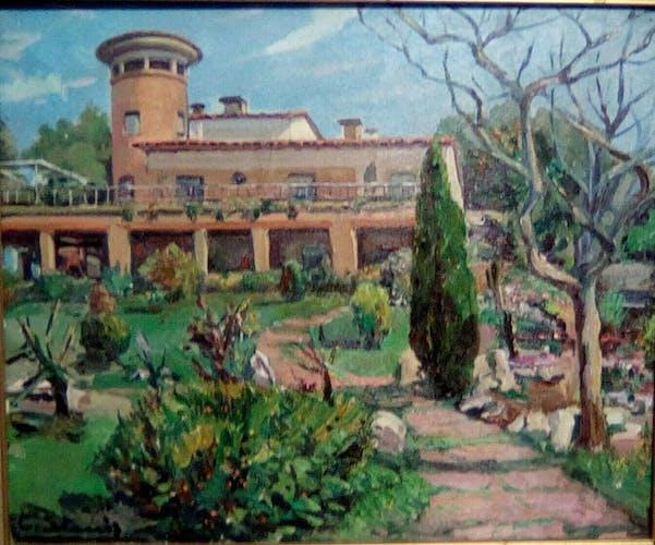 Tableau villa