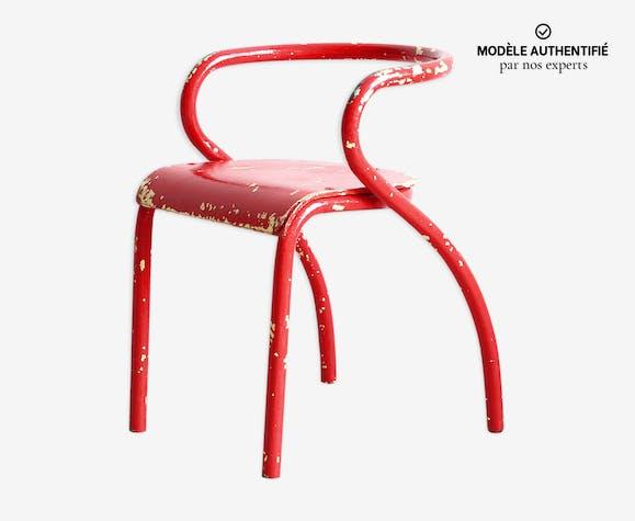 Chaise enfant modèle F50 par Jacques Hitier pour Mobilor