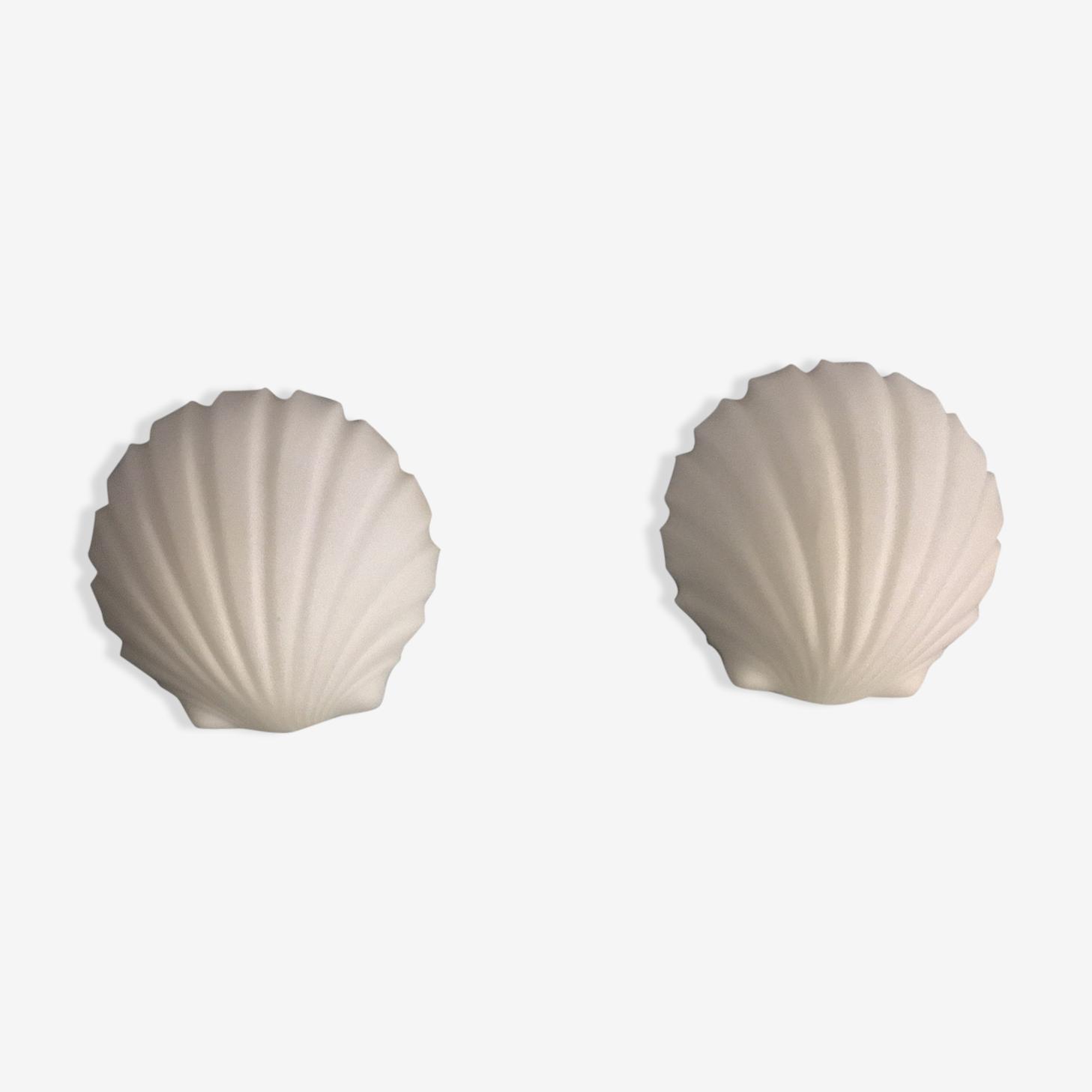 Limburg shell sconces
