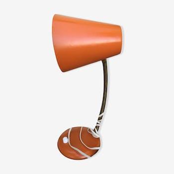 Lamp orange 70s