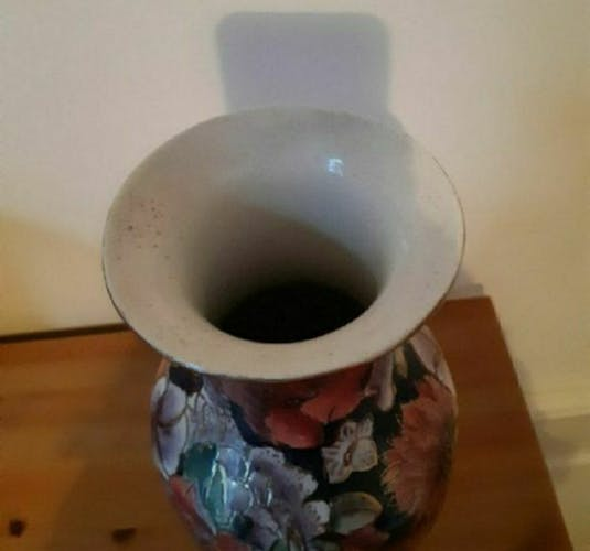 Vase fleuri
