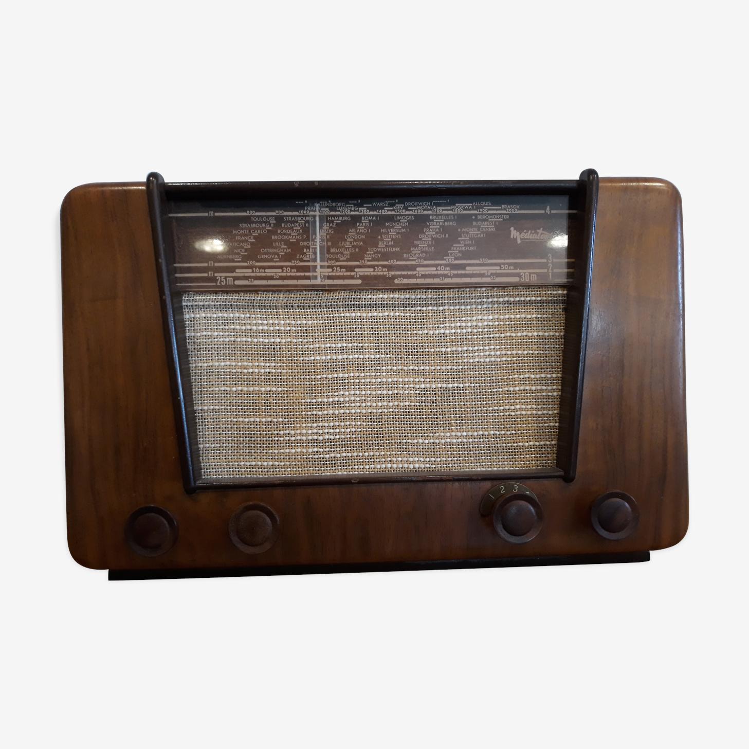 Former radio station
