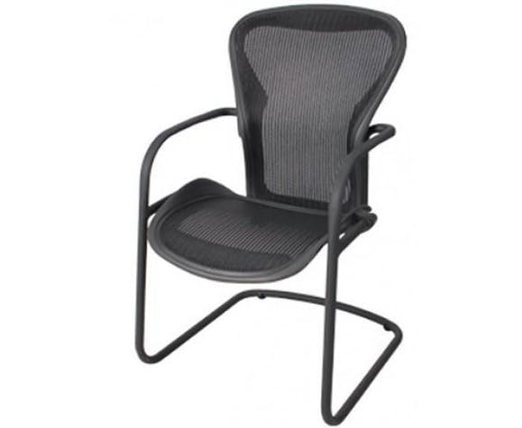 """"" Anthracite Aeron chair"