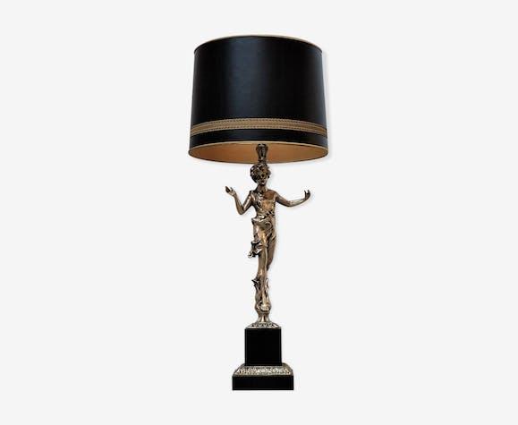 Lampe de table Hermès du milieu du siècle