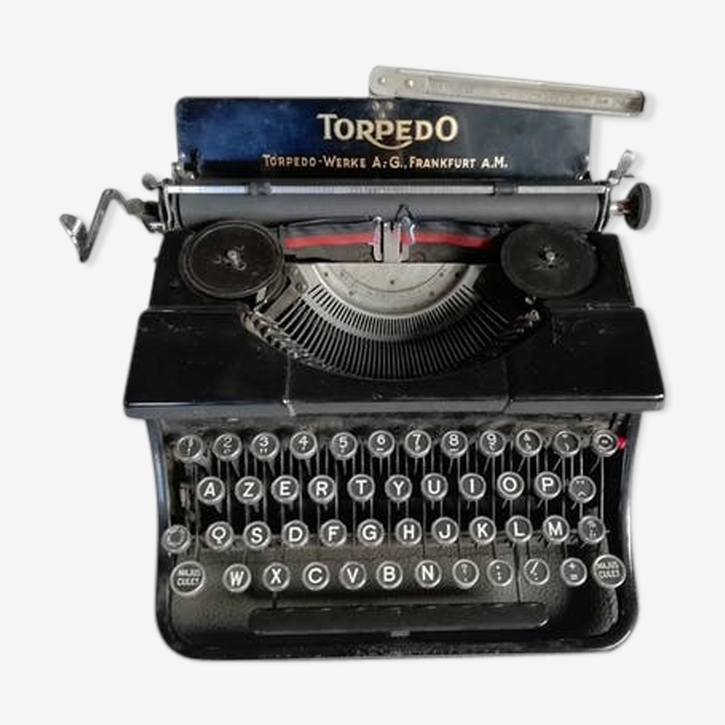 Machine à écrire Torpedo