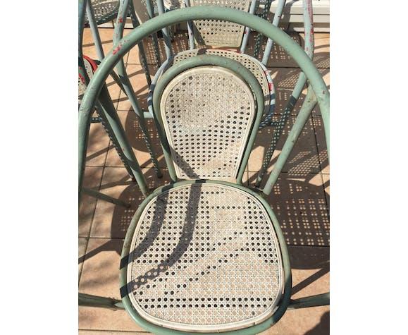 Suite de six fauteuils