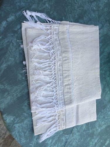 Lot of hemp towels