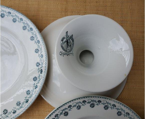 Plats céramique