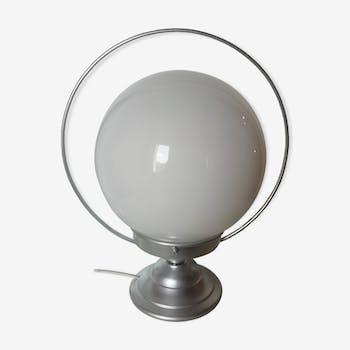 Lampe opaline années 30