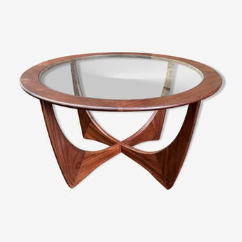 """""""Astro"""" coffee table by Victor Wilkins circa 1960"""