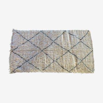 Carpet Beni Ouarain 244 x 126