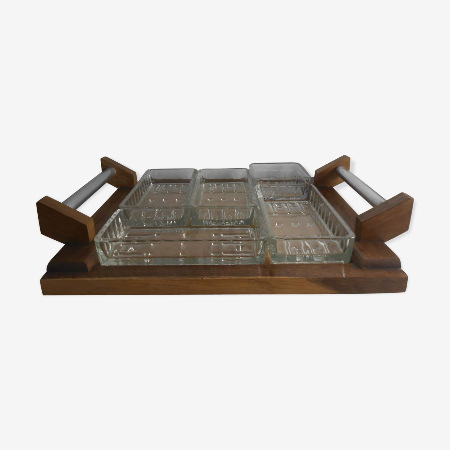 Vintage appetizer tray