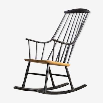 Rocking chair «Grandessa» par Lena Larsson pour Nesto