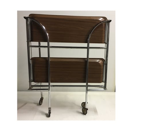 Wheelchair service folding vintage