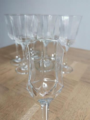 Service de 7 verres à vin vintage Luminarc