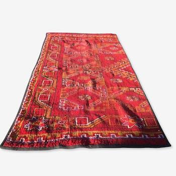 Tapis ethnique, 105x180