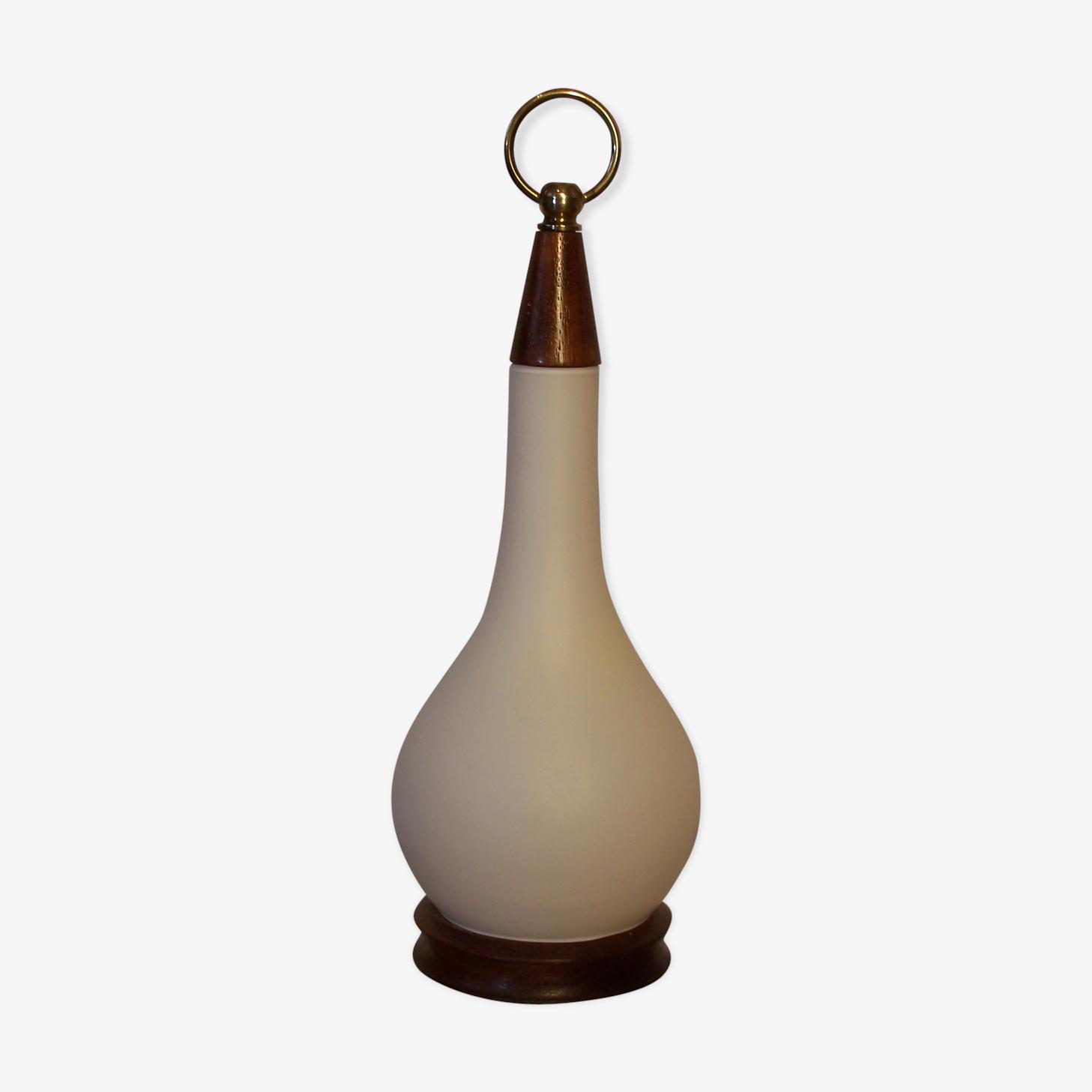 """Lampe """" Goutte d'eau """" années 50"""
