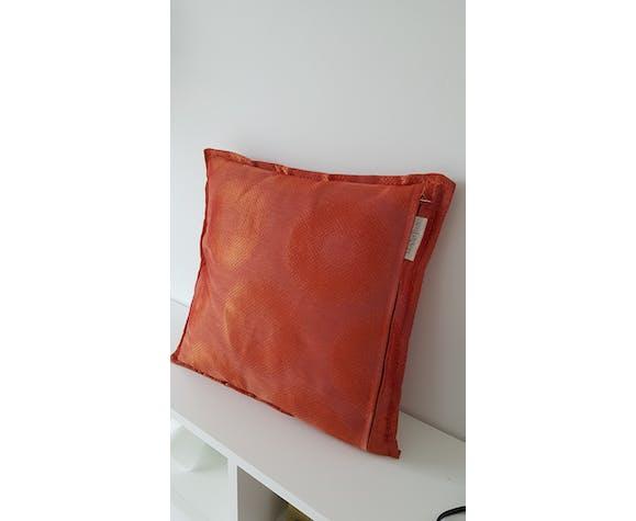 Coussin Madura orange
