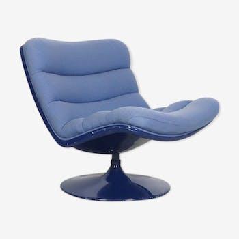 F978 swivel chair by Geoffrey Harcourt for Artifort, 1960