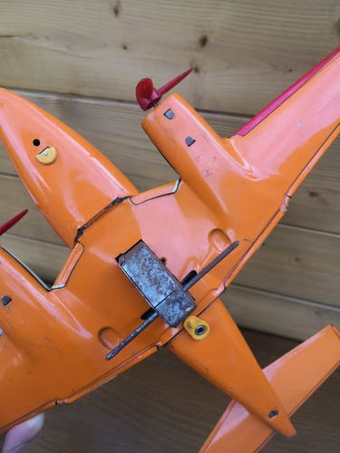 Avion Beechcraft vintage